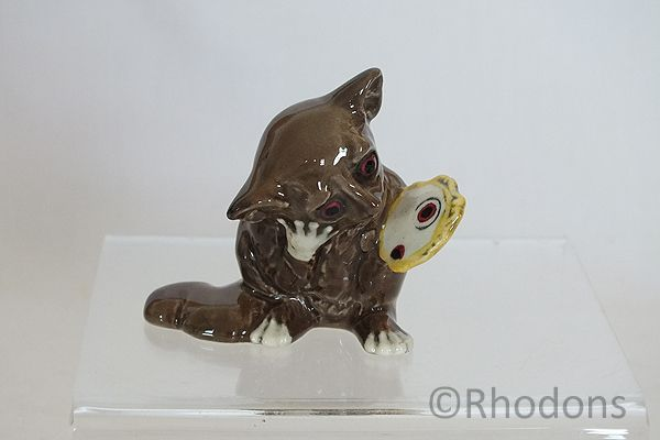 Beswick Bush Baby With Mirror, Model #1379