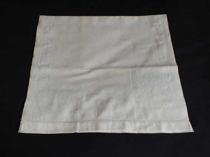 Antique Linen and Damask Towel