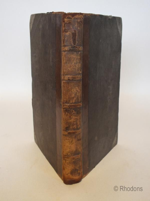 M Gener, Or a Selection of Letters on Life and Manners, 1810 Hardcover Vol II
