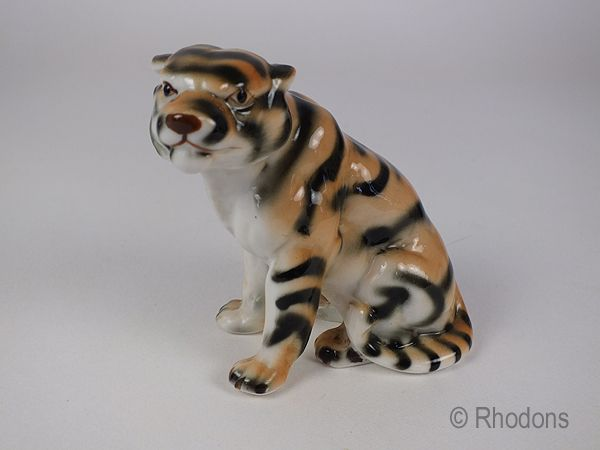 Tiger Figure  (Lot #1)