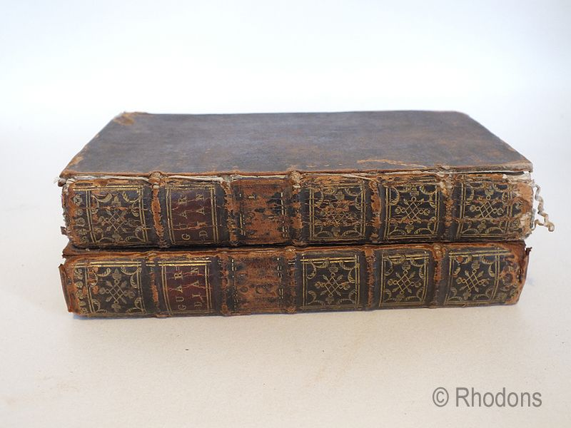 The Guardian Volume The First and Volume The Second. Editions 1 to 175 - March to October 1713