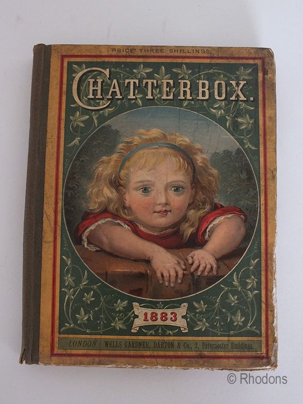 Chatterbox Annual 1883