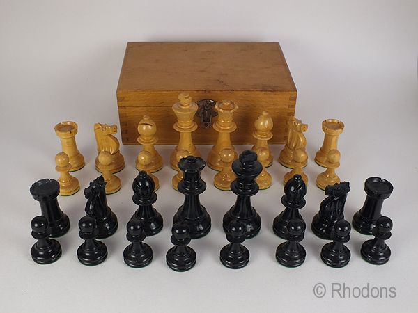 Staunton Pattern Chessmen