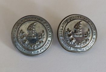 Buttons, London Midland & Scottish Railway (LMS), 25mm Diameter