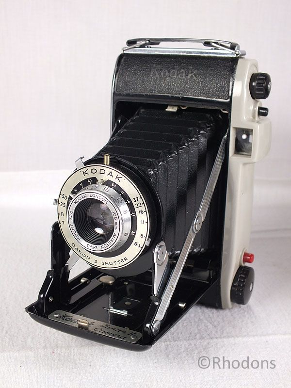 Kodak Junior II Folding Film Camera