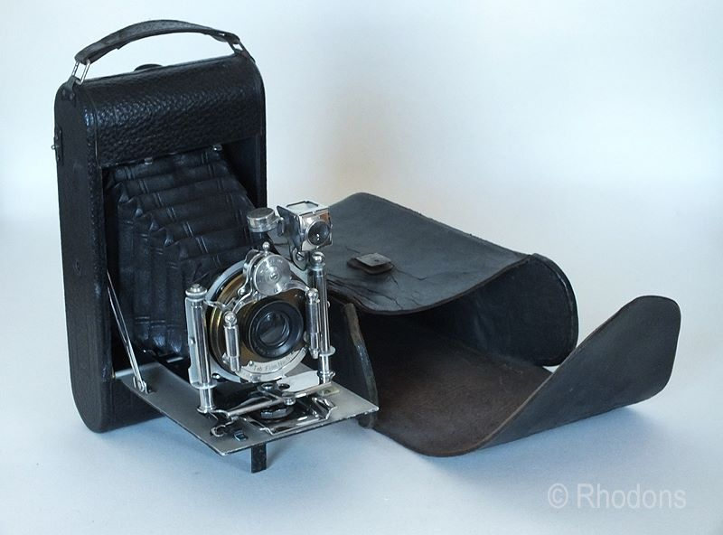 TEB 5 Plate Camera By Chas.Tyler & England Bros Circa 1903