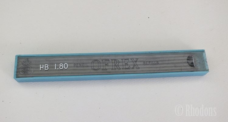 Ofrex Refill Pencil Leads, HB 1.80 - Pack of 12