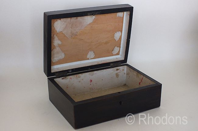 Antique Wooden Box - For Restoration