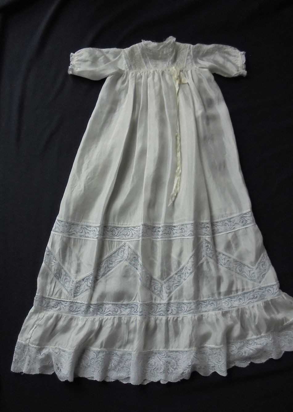 Vintage Christening Gowns Patterns