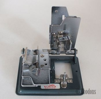Minette DF Splicer For Super 8 & Double 8 Film, Boxed
