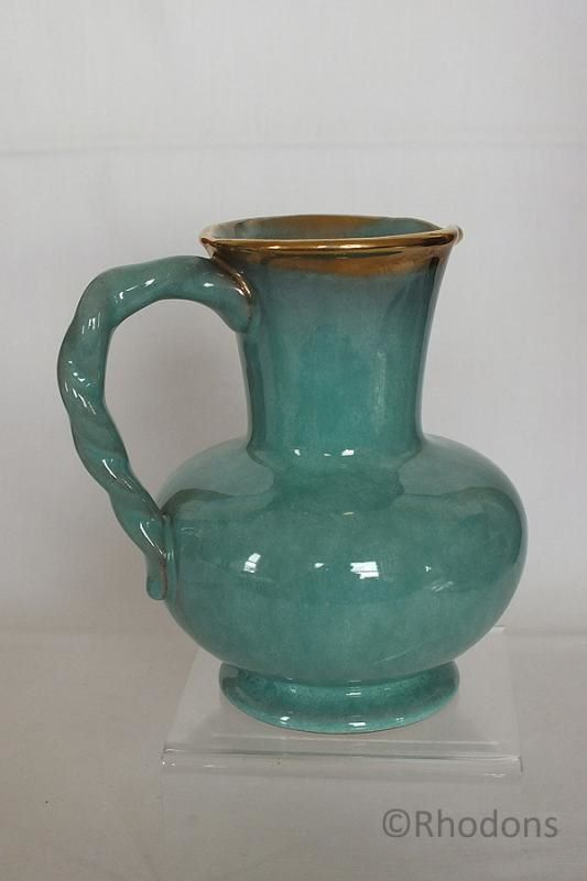 West German Jug Vase, Carstens Tonnieshof.
