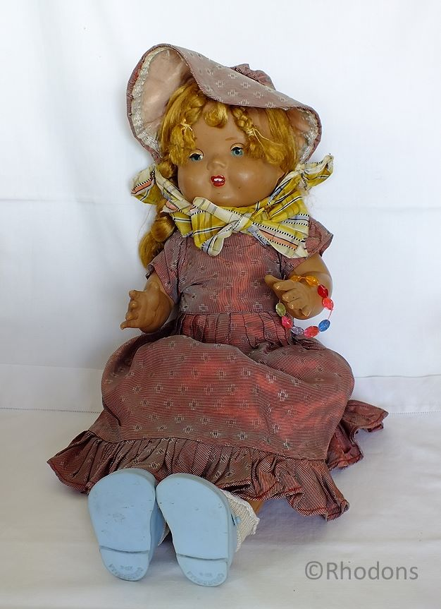 Vintage French Doll, Esmirelda By Madame de Chaumont