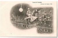 England: London.The Tower of London, Armour Of Henry VIII. Early 1900s Postcard