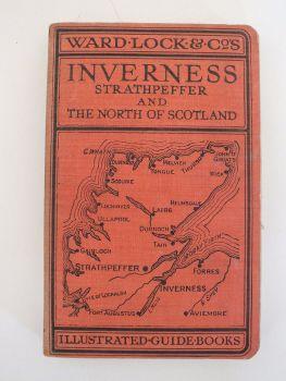 Ward Locke Red Guide - Inverness, Circa 1930s