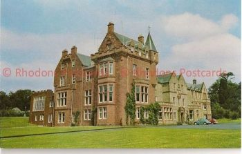 Scotland: Scottish Borders, Dryburgh Abbey Hotel, Circa 1960/70s