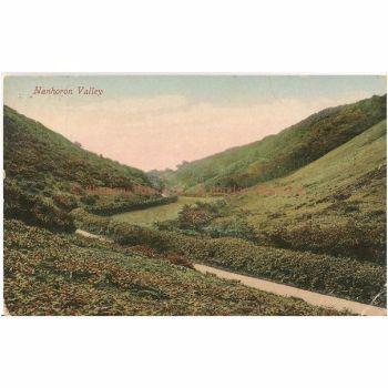 Wales: Gwynedd. Nanhoron Valley, Gwynedd, Wales.