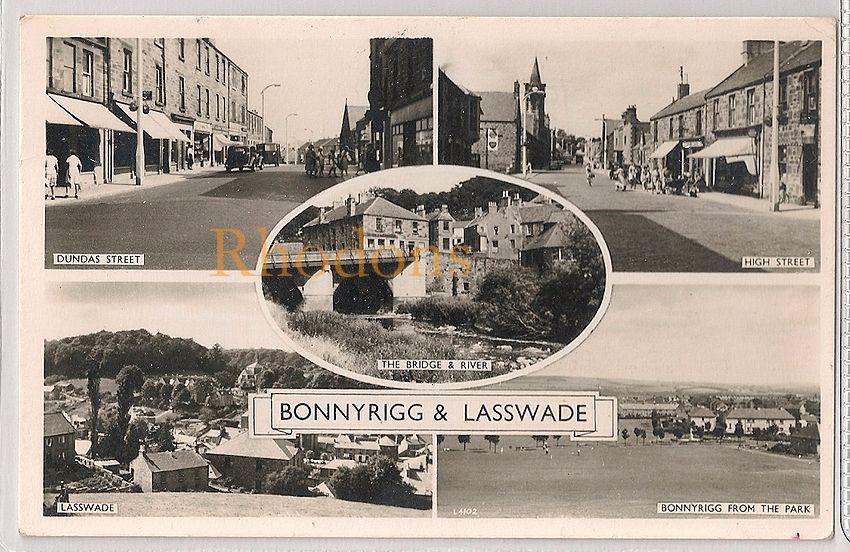 Scotland: Midlothian / Edinburgh, Lasswade, c1960s RP Postcard (Lilywhite - L4083)