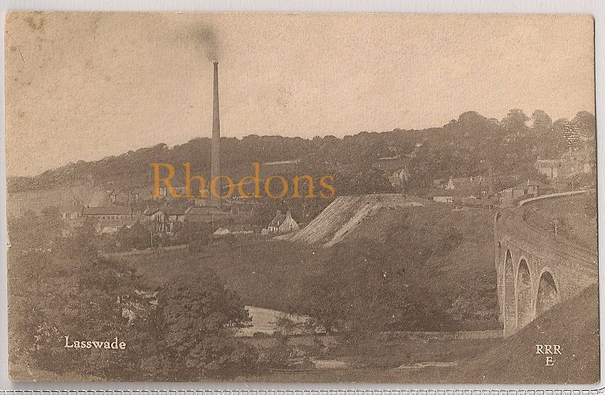 Scotland: Midlothian / Edinburgh, Lasswade, Early 1900s Postcard (J&H Black, Lasswade - RRR E)
