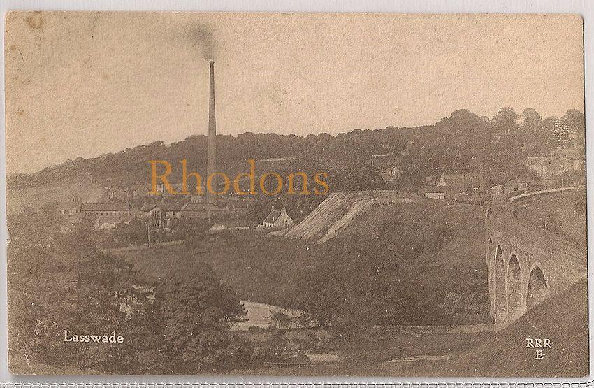 Scotland: Midlothian / Edinburgh, Lasswade, Early 1900s Postcard (J&H Black, Lasswade - RRR E)
