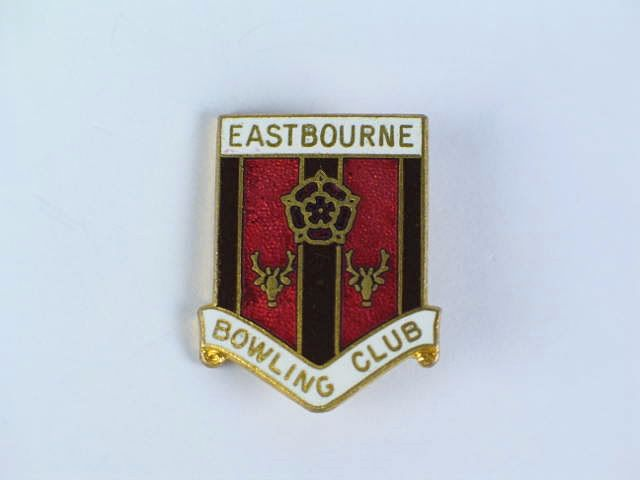 Eastbourne Bowling Club Badge
