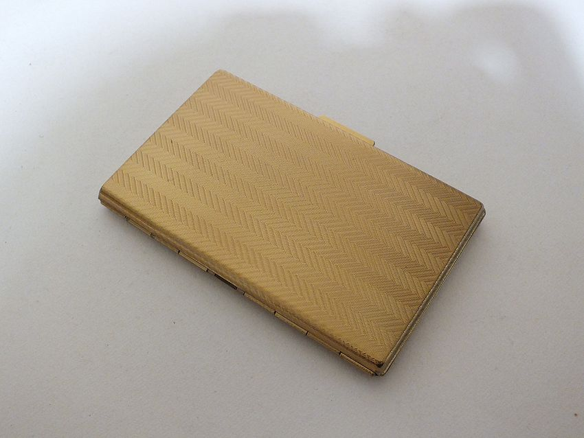 Cigarette Case by Kigu. Late 20th Century
