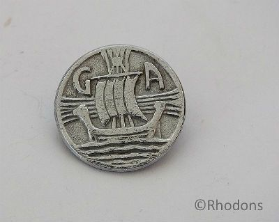 Girls Association Scotland Badge, Viking Long Ship