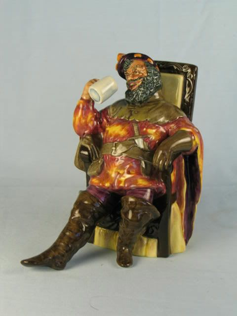 Royal Doulton Foaming Quart Figure # HN2162
