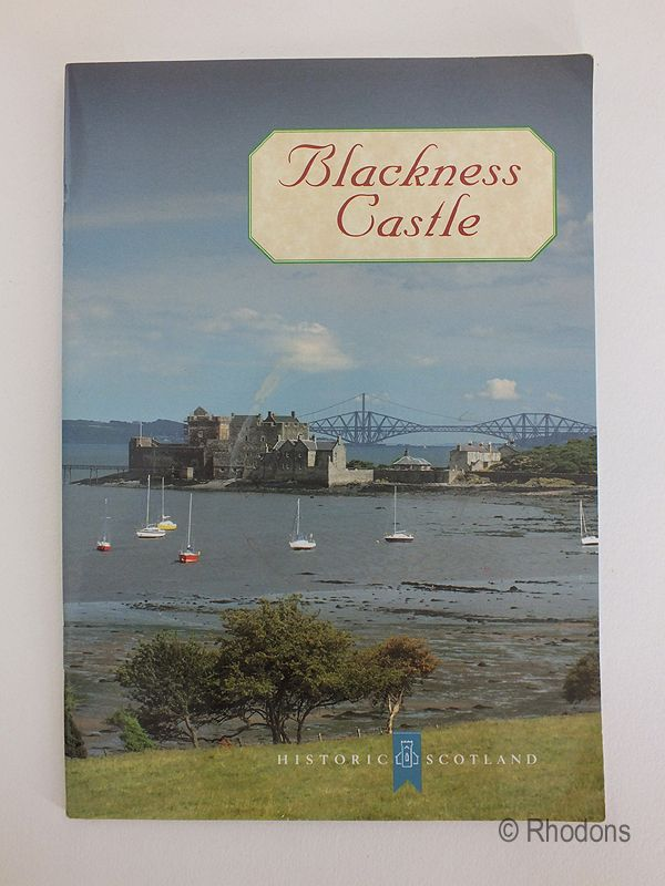Blackness Castle, Historic Scotland Guide Booklet