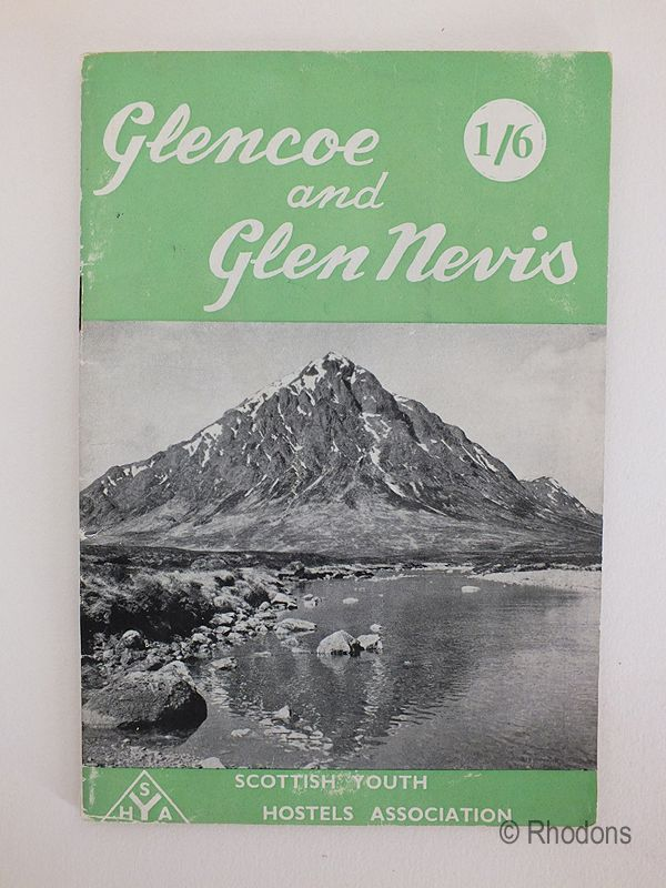 Glencoe and Glen Nevis, SYHA, Scottish Youth Hostels Association
