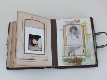 Victorian Carte de Visite (CdV) Photo Album