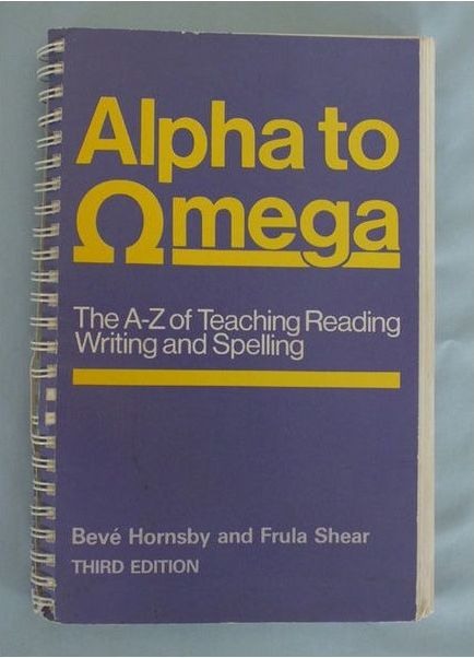 Alpha To Omega By Beve Hornsby and Frula Shear
