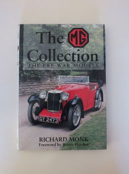 The MG Collection The Pre-War Models By Richard Monk