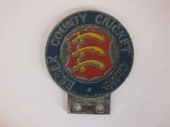 Essex County Cricket Club Car Badge