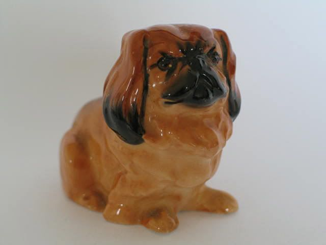 Royal Doulton Pekingese Dog