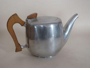 Vintage Piquot Ware Teapot, 1950s, 1960s Retro