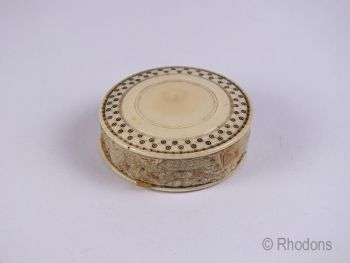 Antique Pin Cushion Wheel. Early 19th Century