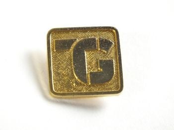Townswomens Guild (T G), Lapel Pin Badge.