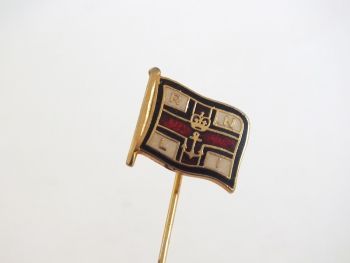 Lapel Pin, R.N.L.I. Royal National Lifeboat Institution