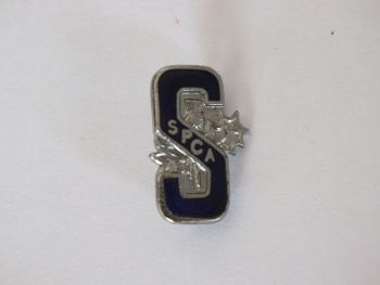 SSPCA, Scottish Society For The Prevention of Cruelty To Animals, Enamel Pin Badge