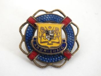 Ardrishaig, Argyll and Bute, Scottish Travel Souvenir Pin Brooch