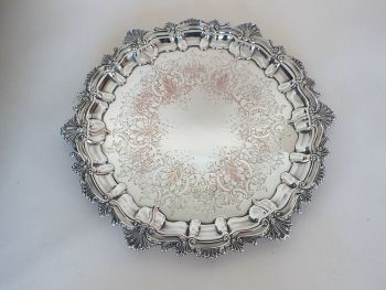 Antique Serving Tray. Early, Mid 1900s.