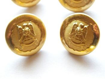 Holland and Sherry Blazer Buttons. American Eagle Emblem