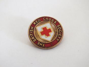 BRCS (British Red Cross Society) Associate Member Lapel Pin