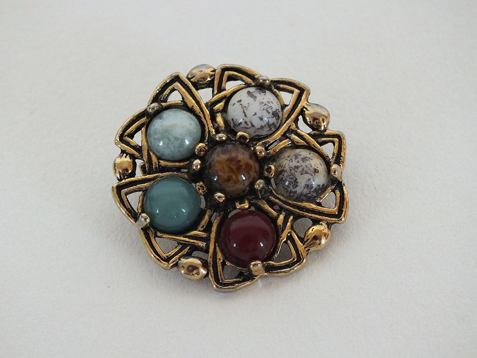 Vintage Lapel Pin Brooch