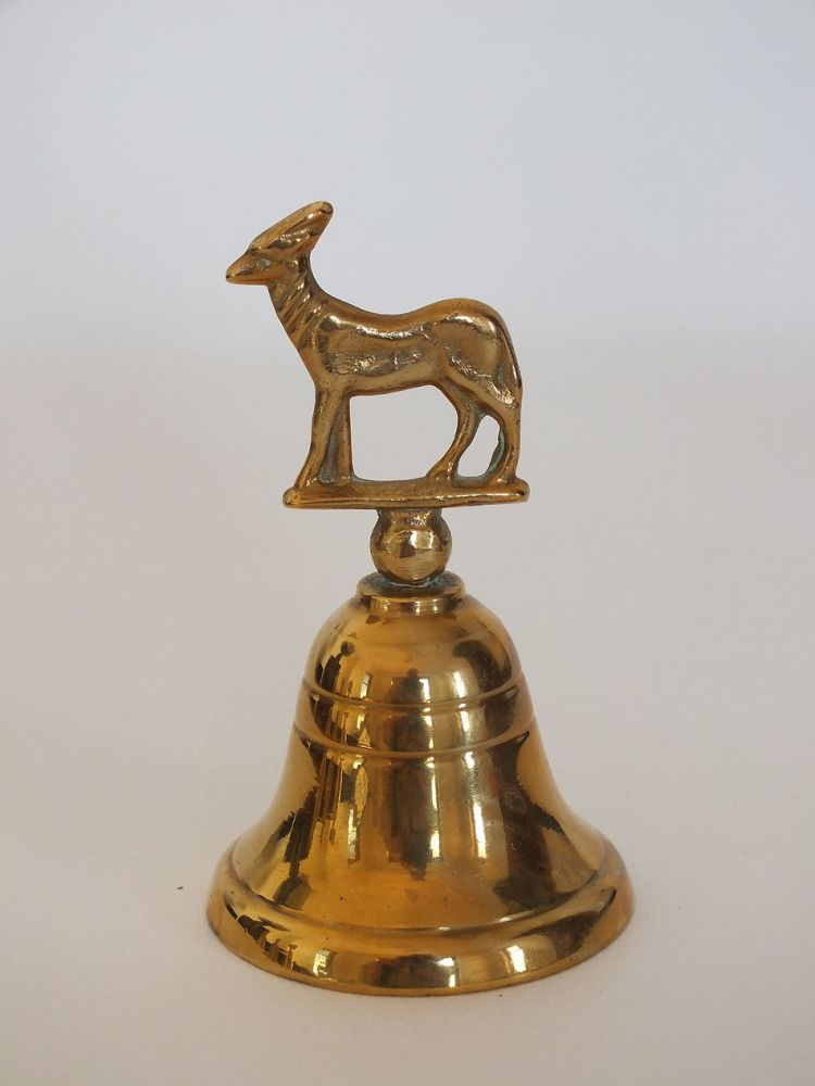 Brass Handbell