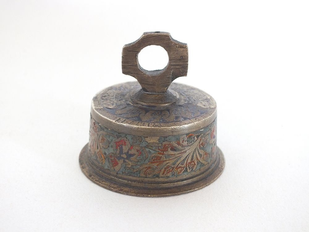 Small Indian Brass Temple Bell