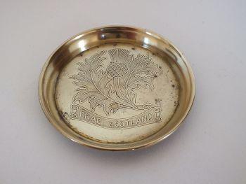 Brass Pin Tray Frae Scotland