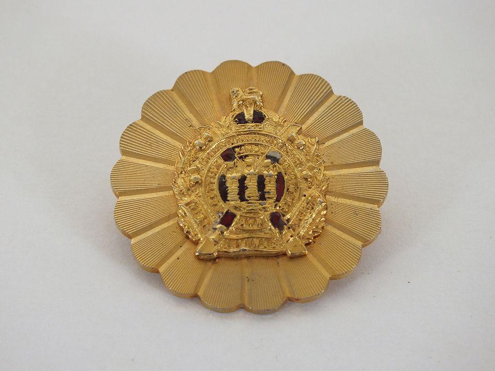 Kings Own Scottish Borderers (KOSB) Regiment Badge, Sweetheart Brooch