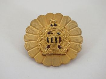 Kings Own Scottish Borderers (KOSB) Regiment Badge, Sweetheart Brooch