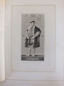 Portrait Of King Edward VI
